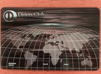 DCI Diners Club Exclusive. Authentic. Rare. Collectible