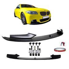SPOILER AVANT M PERFORMANCE POUR BMW SERIE 5 F10 PACK M PHASE 1 DE 2010 A 2013