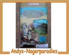 15kg Entenfutter Wasservogelfutter Zierwasservögelfutter treibend schwimmend