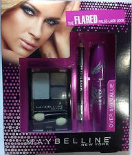 Maybelline Flared False-Lash Look The Falsies Mascara + Eyeliner + Eyeshadow SET