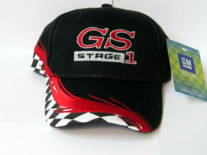 BUICK GS STAGE1 CHECKERED HATS BY GM