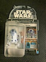 Star Wars Legacy Collection Droid Factory R2-D2 CANCELLED SUPER RARE - MINT