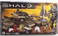 🔥 MIMB 🔥 Rare Mega Bloks Bloc Halo USNC Rhino Tank New Unopened Shrinkwrapped!