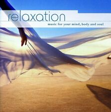 Various Artists - Relaxation: Music for Your Mind Body & Soul / Various [New CD]
