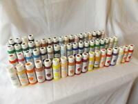 ROYAL LANGNICKEL 59ml ESSENTIALS ACRYLIC ARTIST CRAFT HOBBY PAINTS DIFF COLOURS