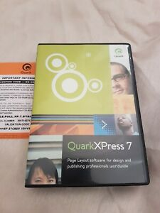 QuarkXpress 7 for Mac and WINDOWS PC Serial number and validation code
