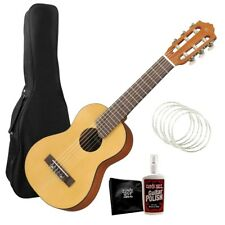 Yamaha GL1 Guitalele Guitar/Ukulele GUITAR ESSENTIALS BUNDLE