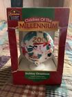 Toy R Us Children Of The Millennium Christmas Ornament. Glass 2000