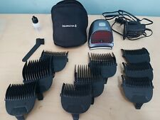 Remington Quick Cut Hair Clipper 9 Guide Combs 1.5mm To 15mm