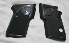 New Beretta Factory Model 3032 Tomcat 32 Black Plastic Grips
