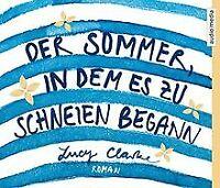 Der Sommer, in dem es zu schneien begann von Lucy Clarke | Buch | Zustand gut