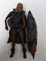 """2001 MCFARLANE TOYS 6"""" METAL GEAR SOLID 2 SONS OF LIBERTY FORTUNE ACTION FIGURE"""
