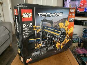 BRAND NEW TECHNIC LEGO BUCKET WHEEL EXCAVATOR - 42055