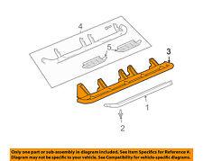 Hummer GM OEM 03-09 H2 Exterior-Running Board Step Right 15172445