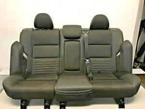2007 VOLVO V50 S40 R DESIGN REAR SEAT BENCH BACK SEATS BACK REST