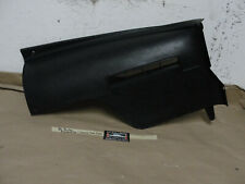 OEM 86 Pontiac Firebird Trans Am TRUNK SPARE TIRE COVER TRIM PANEL BLACK