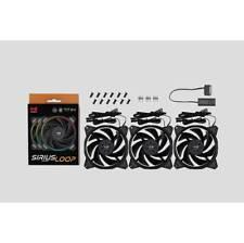 InWin SIRIUS LOOP TRIPLE PACK Sirius Loop Addressable RGB Triple Fan Kit 120mm