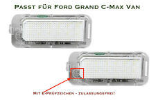 LED SMD Kennzeichenbeleuchtung für Ford Grand C-Max Van (S1)