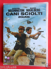 dvd,movie,film,cani sciolti,2 guns,denzel washington,mark wahlberg,paula patton