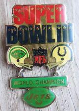 American Football-Super Bowl III-NEW YORK JETS VS. Baltimore Colts