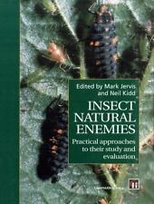 Insect Natural Enemies: Practical approaches to their study and-ExLibrary