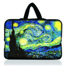 """17"""" Starry Sky Laptop Bag Carry Case For 17.3""""17.4""""Dell HP Acer Macbook Toshiba"""