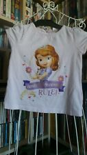 Girls disney t,shirt 18-24mths