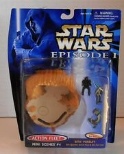 1998 Star Wars Episode I Action Fleet Sith Pursuit Mini Scenes #4 by Galoob
