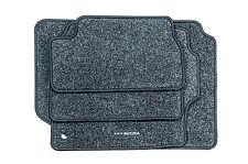 Nissan Genuine Micra Car Floor Mats Tailored Carpets Liner KE755AX631 K12