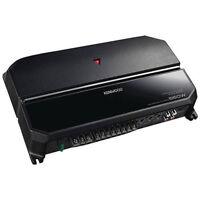 KENWOOD 550W 4-Channel Full Range Class-AB Car Amplifier | KAC-6407