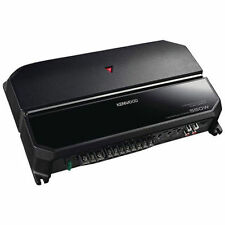 KENWOOD 550W 4-Channel Full Range Class-AB Car Amplifier | KAC-6407