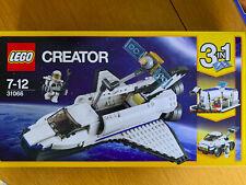 LEGO Creator Forschungs-Spaceshuttle (31066)