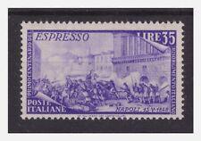 ITALIA  1948 -  RISORGIMENTO ESPRESSO  NUOVO **