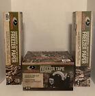 Mossy Oak GameKeeper Freezer Tape Dispenser + (2)Heavy Duty Coated Freezer Paper