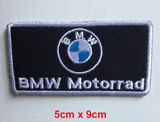 BMW Motorrad logo badge clothes Iron on Sew on Embroidered Patch
