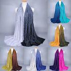 Women's Fashion Long Scarves Soft Cotton Wrap Shawl Chiffon Scarf Neck Stole