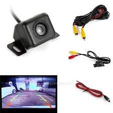 170° Waterproof Night Vision HD Car Reverse Camera Rear View Parking LED Sensor