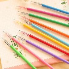 12 Color cartoon fresh Star Diamond color gel pen Office Supplies  WB