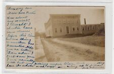FRED'K H SPRAGUE & Co FACTORY, ORANGE: Massachucetts USA postcard (C28793)