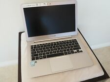 "ASUS ZenBook UX305U Ultra Slim Laptop 13.3"" i5-6200U 2.30GHz 8GB Memory 256G HDD"
