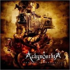 Achyronthia-Echoes Of Brutality CD