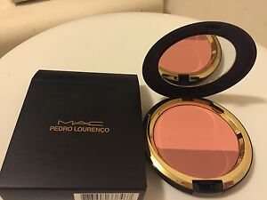 MAC Pedro Lourenco Powder Blush Duo 100% Authentic & New in Box