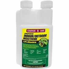 Compare-N-Save Concentrate Indoor and Outdoor Insect Control, 16-Ounce