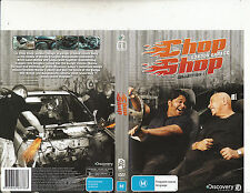 Chop Shop London Garage-Collection 1-[2 Disc]-2008-TV Series UK-DVD