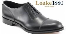 Loake Churchill Black Dress Shoes Size Uk 10.5 Us 11.5