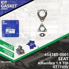 Gasket Joint Turbo SEAT Alhambra 1.9 TDI 454183-1 454183-0001 454183-5001S G-008