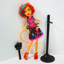 Monster High Doll Toralei Garden Ghouls Mattel