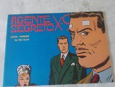 AGENTE SEGRETO X-9 (YELLOW KID nr. 74 - ed. Comic Art)