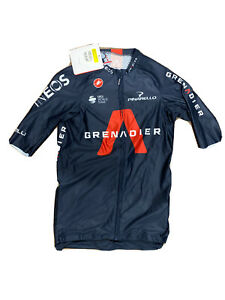 Ineos Greandiers Castelli Aero 6.1 Cycling Jersey Brand New World Tour Uci
