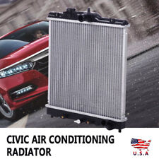 2-Row Full Aluminum Racing Radiator For 1992-2000 Civic EJ/EK/Del Sol EG/Integra